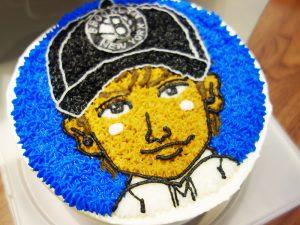 3代目岩田くんのケーキ