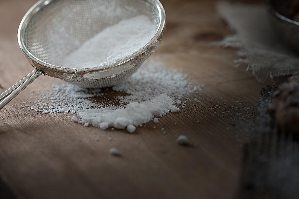 最も適した粉糖の選び方。